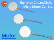 Shenzhen ChuangXinDa Micro Motor Co., Ltd.