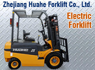 Zhejiang Huahe Forklift Co., Ltd.