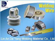 Lin An Da Yang Welding Material Co., Ltd.