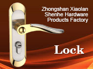 Zhongshan Xiaolan Shenhe Hardware Products Factory