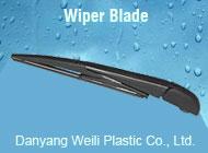 Danyang Weili Plastic Co., Ltd.