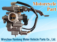 Wenzhou Runtong Motor Vehicle Parts Co., Ltd.