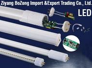 Ziyang BoZong Import &Export Trading Co., Ltd.