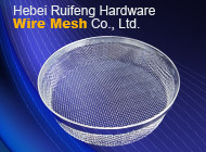 Hebei Ruifeng Hardware Wire Mesh Co., Ltd.