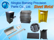 Ningbo Boming Precision Parts Co., Ltd.