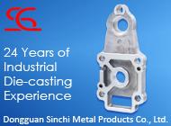 Dongguan Sinchi Metal Products Co., Ltd.