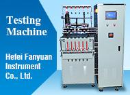 Hefei Fanyuan Instrument Co., Ltd.