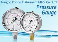 Ningbo Konoo Instrument MFG. Co., Ltd.