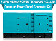 FUJIAN WEIMAN POWER TECHNOLOGY CO., LTD.