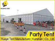 Huaye Tent Manufacture ( Kunshan ) Co., Ltd.