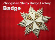 Zhongshan Sheny Badge Factory
