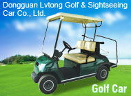 Dongguan Lvtong Golf & Sightseeing Car Co., Ltd.