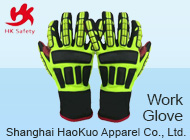Shanghai HaoKuo Apparel Co., Ltd.