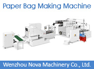 Wenzhou Nova Machinery Co., Ltd.