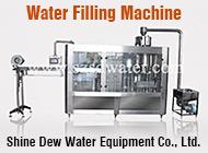 Shine Dew Water Equipment Co., Ltd.