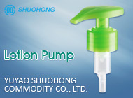 YUYAO SHUOHONG COMMODITY CO., LTD.