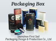 Shenzhen First Sail Packaging Design & Production Co., Ltd.