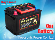 Koyosonic Power Co., Ltd.