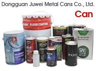 Dongguan Juwei Metal Cans Co., Ltd.