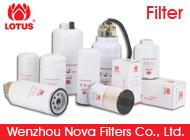 Wenzhou Nova Filters Co., Ltd.