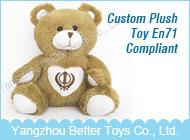 Yangzhou Better Toys Co., Ltd.