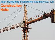 Jinan Hengsheng Engineering Machinery Co., Ltd.