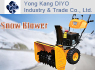 Yong Kang DIYO Industry & Trade Co., Ltd.