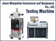 Jinan Wangtebei Instrument and Equipment Co., Ltd.