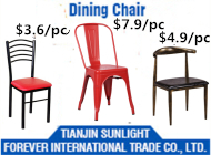 TIANJIN SUNLIGHT FOREVER INTERNATIONAL TRADE CO., LTD.