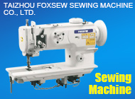 TAIZHOU FOXSEW SEWING MACHINE CO., LTD.