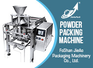 FoShan JieAo Packaging Machinery Co., Ltd.