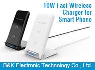 B&K Electronic Technology Co., Ltd.