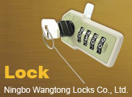 Ningbo Wangtong Locks Co., Ltd.
