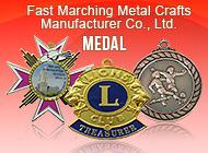 Fast Marching Metal Crafts Manufacturer Co., Ltd.