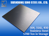 SHANDONG SINO STEEL CO., LTD.