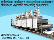 SHAOXING WALLEY FOOD MACHINERY CO., LTD.