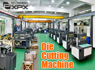 SHENZHEN XPX MACHINERY EQUIPMENT CO., LTD.