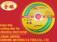 JUNAN JINPENG GRINDING MATERIALS & TOOLS Co., LTD.