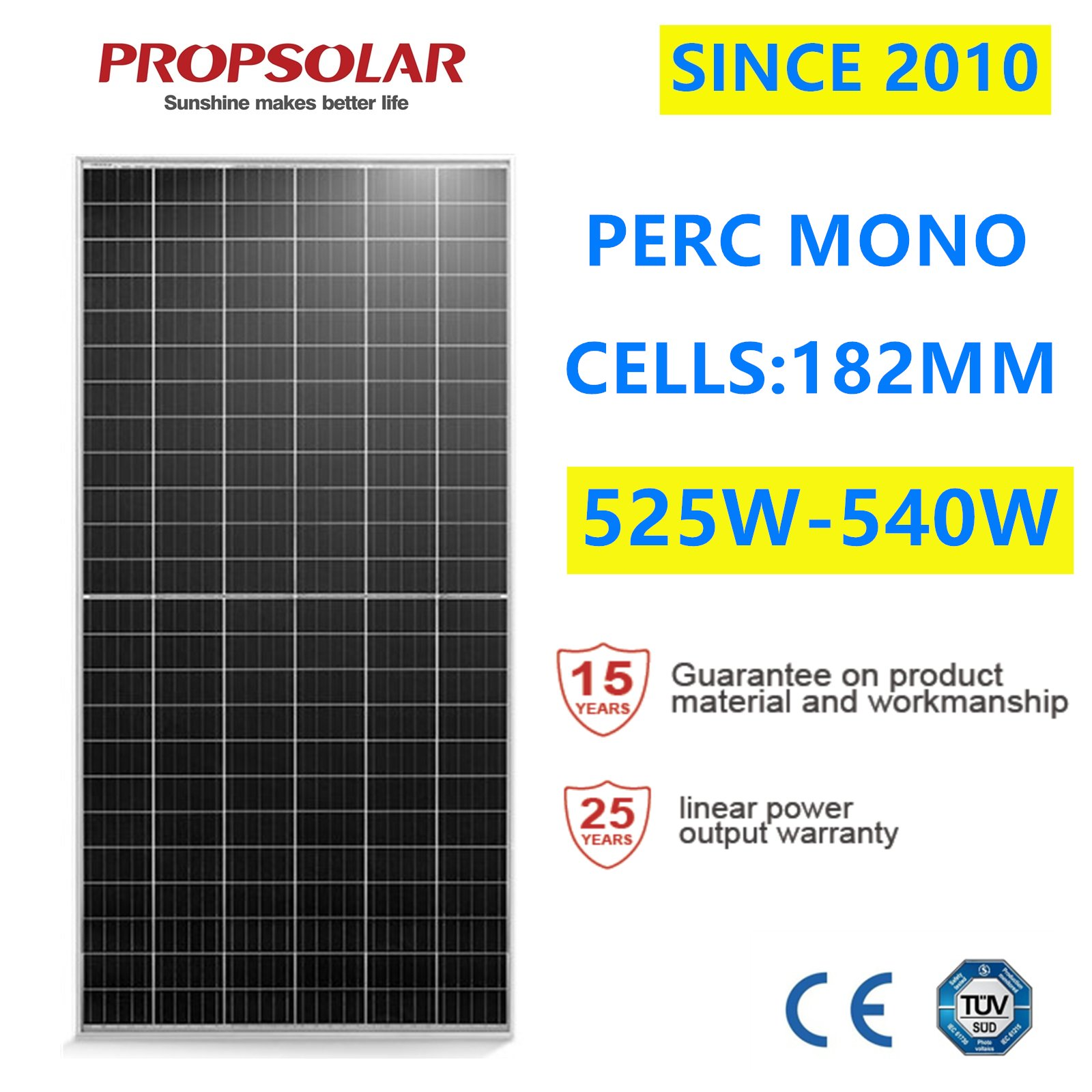 Shanghai Propsolar New Energy Co., Ltd.