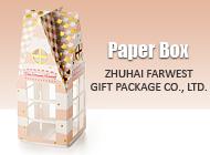 ZHUHAI FARWEST GIFT PACKAGE CO., LTD.