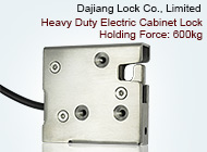 Dajiang Lock Co., Limited