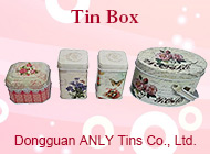 Dongguan ANLY Tins Co., Ltd.