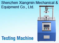Shenzhen Xiangmin Mechanical & Equipment Co., Ltd.