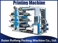 Ruian Ruifeng Packing Machine Co., Ltd.
