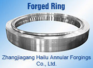 Zhangjiagang Hailu Annular Forgings Co., Ltd.