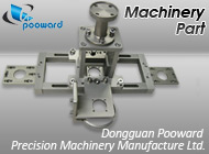 Dongguan Pooward Precision Machinery Manufacture Ltd.