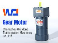 Changzhou Welldone Transmission Machinery Co., Ltd.