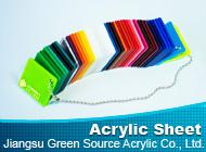 Jiangsu Green Source Acrylic Co., Ltd.
