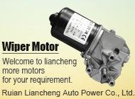 Ruian Liancheng Auto Power Co., Ltd.