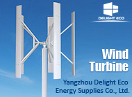 Yangzhou Delight Eco Energy Supplies Co., Ltd.